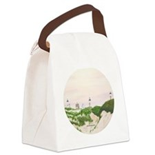 #20 ORN R copy Canvas Lunch Bag