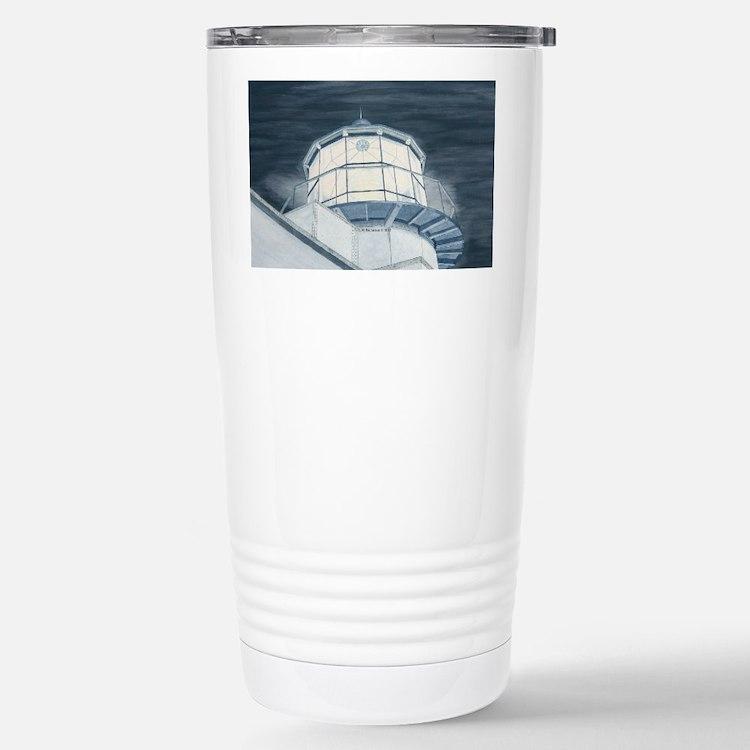 #41 11x17 Stainless Steel Travel Mug