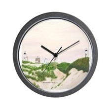 #20 square w edge Wall Clock