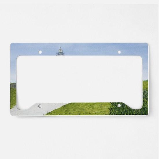 #43 Laptop License Plate Holder