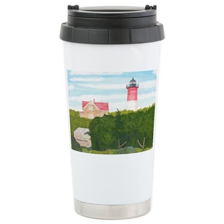 #26 Laptop Stainless Steel Travel Mug