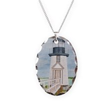 #18 11x17 Necklace Oval Charm
