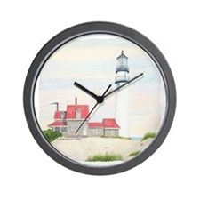 #36 square w edge Wall Clock
