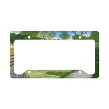 #5 Laptop License Plate Holder