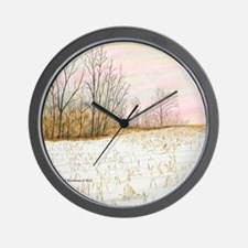 #24 square Wall Clock
