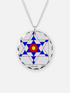 Colorado square Necklace