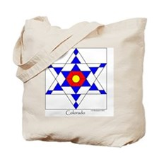 Colorado square Tote Bag