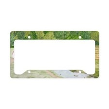 #19 Laptop License Plate Holder