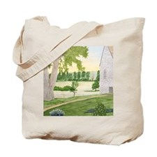 #6 Mouse Pad Tote Bag