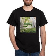 #6 square w edge T-Shirt