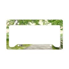 #33 Laptop License Plate Holder