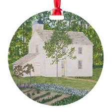 #9 Mouse Pad Ornament