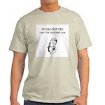 goddess gifts and t-shirts Ash Grey T-Shirt