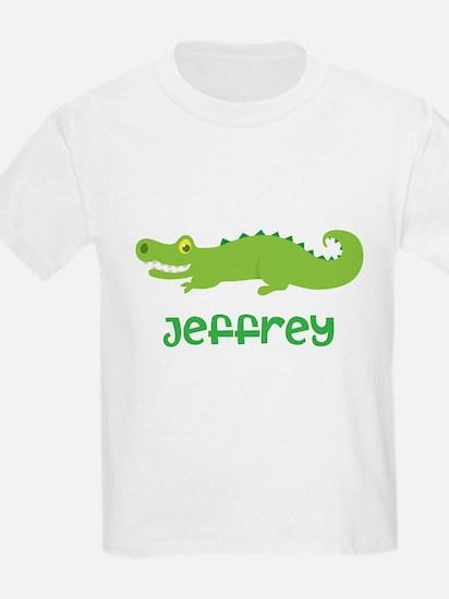 Personalized Crocodile Alligator T-Shirt