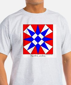 North Carolina square T-Shirt