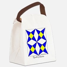 Ornament R North Dakota V-200 cop Canvas Lunch Bag