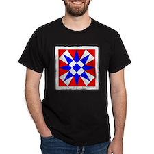 North Carolina square w edge T-Shirt