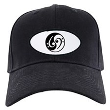 Yin Yang Bass Note Baseball Hat