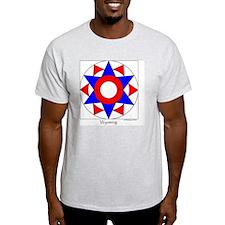 Wyoming square T-Shirt
