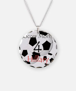 Soccer Moms 4 Hillary Necklace