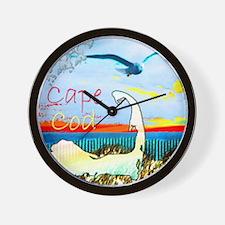capecodgull1 Wall Clock