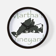 marthasvineyard Wall Clock