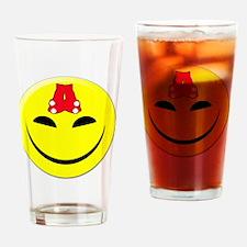 smileyredsox Drinking Glass