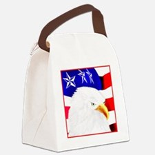 4thofjuly1 Canvas Lunch Bag