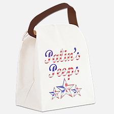 palinspeeps Canvas Lunch Bag