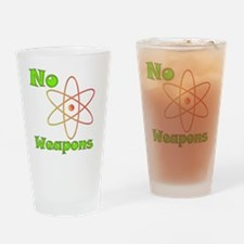 nonuclearweapons Drinking Glass