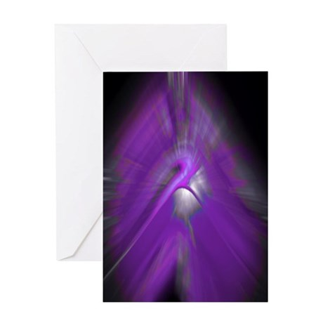 purplehaze9x12 Greeting Card