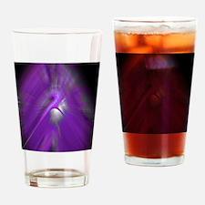 purplehaze9x12 Drinking Glass