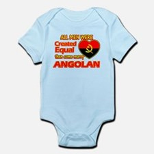 Angolan Wife Designs Infant Bodysuit