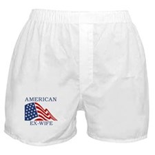 American Ex-Wife Boxer Shorts