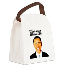 historicobama Canvas Lunch Bag