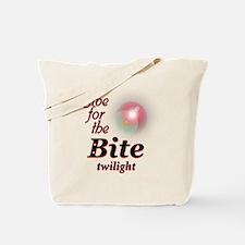 2-liveforthebite Tote Bag