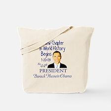 history12009 Tote Bag