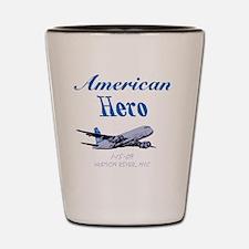 americanhero Shot Glass
