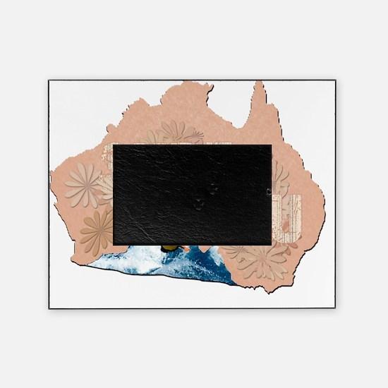 surf australia Picture Frame