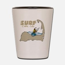 surfcapecod Shot Glass