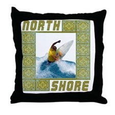 northshore1 Throw Pillow
