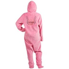 twilightmoon6 Footed Pajamas