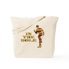 intheholetiger Tote Bag