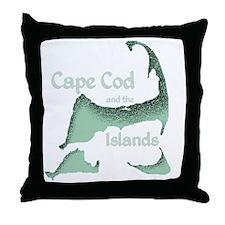 capecodandtheislands Throw Pillow