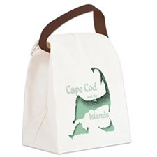 capecodandtheislands Canvas Lunch Bag