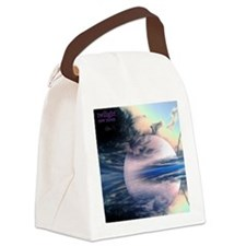 twinewmoonpillo Canvas Lunch Bag