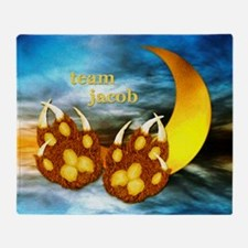 teamjacobmoon Throw Blanket