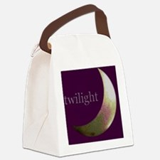 twilightcrescent5x3 Canvas Lunch Bag