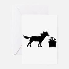DOG N GIFT Greeting Cards (Pk of 10)