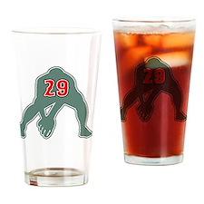 29beltre10x10 Drinking Glass